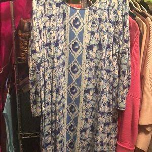 Dresses & Skirts - Lilly Pulitzer Elephant Print like brand new